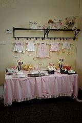 decor baby shower