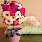 bulgar din flori