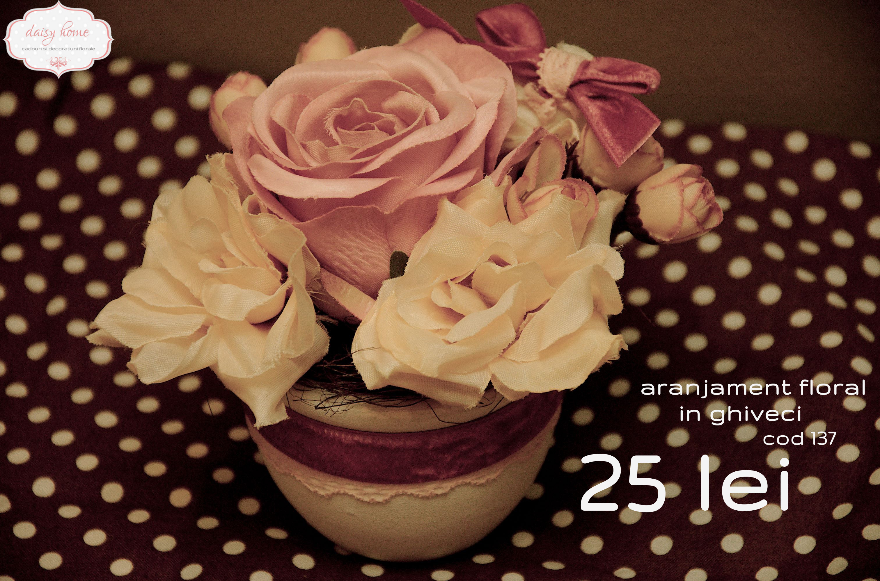 """Floricele pentru """"viitoarea"""" bunica :)) (citez)"""