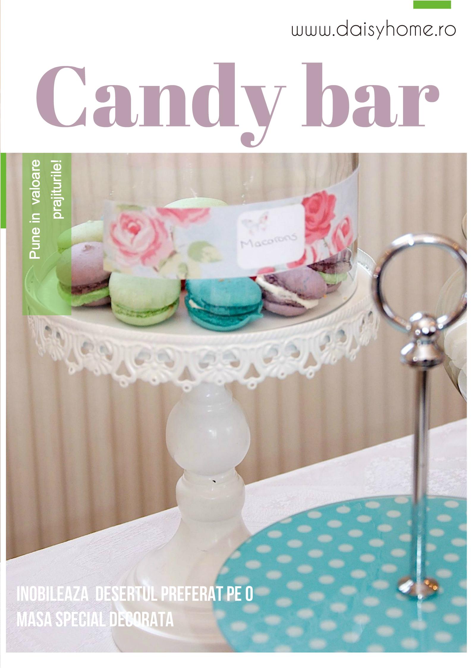 Candy bar infloritor
