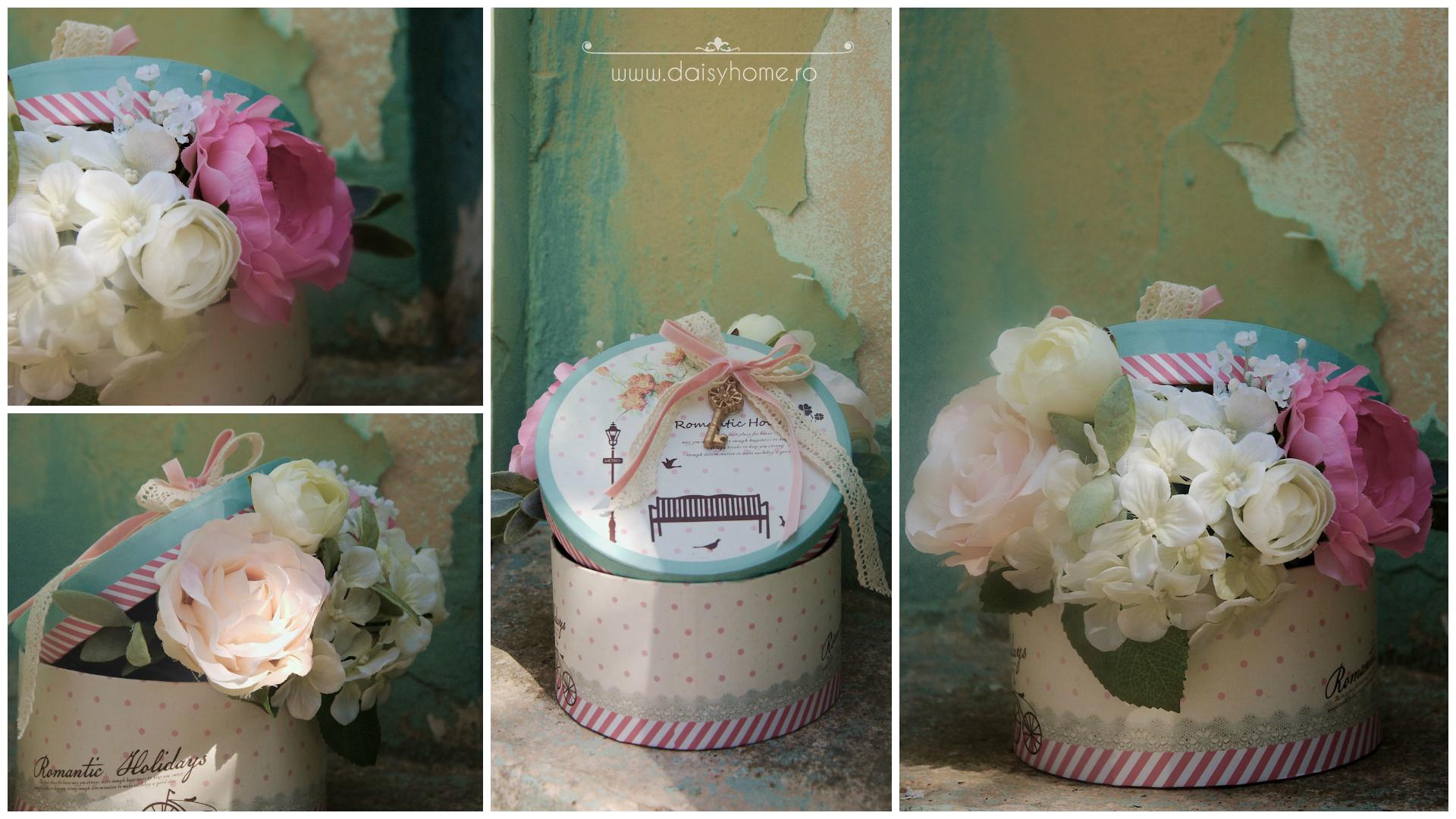 fcutia cu flori artificiale1